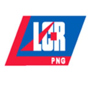 LCR PNG LTD logo
