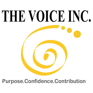 The Voice Inc. logo